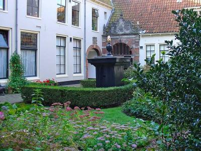 hofjeswandeling, stadswandeling Groningen