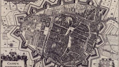 stadswandeling 17e eeuw